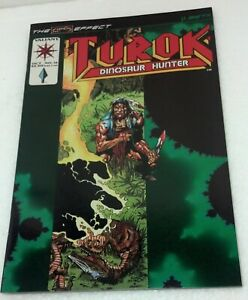 Valiant 1994 TUROK DINOSAUR HUNTER #16 comic book NM/VF Chaos Effect/Beta