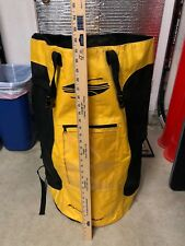 Large backpack bag for inflatable standup paddleboard and gear, Boardworks SHUBU