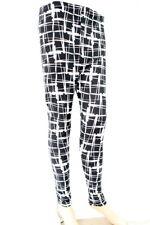 Women's Printed Full Length Leggings - Design T24