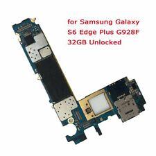 For Samsung Galaxy S6 Edge PLUS SM-G928F Main Motherboard Replcement 32GB Unlock