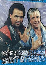 Rock-n-Roll Express Shoot Interview Wrestling DVD NWA Ricky Morton Robert Gibson