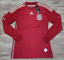 Sale! Spain 100% Authentic Player Issue Soccer Jersey Shirt 2014 World Cup