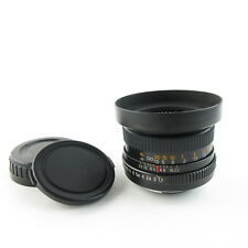 Für Pentax K Auto Revuenon 1:1.7 f=50mm MC Objektiv lens + hood