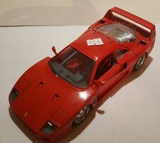 1:18 Modell Ferrari F40 1987 Burago