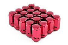 Massimale DADI delle ruote acciaio-Rosso-M12 x 1.25 NISSAN SUBARU Skyline 200SX