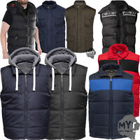 Mens SK Aventador Quilted Padded Gilet Outdoor Bodywarmer Winter Vest Jacket