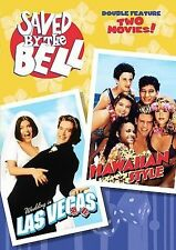 Saved by the Bell - Hawaiian Style/Wedding in Las Vegas (DVD, 2007)