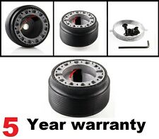 NEW STEERING WHEEL BOSS KIT HUB FITS NISSAN SKYLINE R32 R33 NO HICAS 100NX 180SX