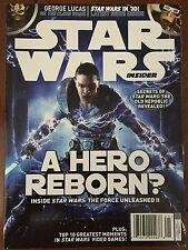 Star Wars Insider (2012) #121 - Official Magazine - Force Unleashed Cover - Rare