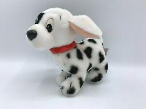 "Disney Applause 101 Dalmatian Puppy Dog Plush Stuffed Animal Toy Vintage 6.5"""