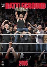 WWE: Battleground [New DVD] Eco Amaray Case