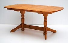Pine Oval Kitchen & Dining Tables
