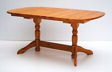 Pine Oval Kitchen & Dining Tables with Extending