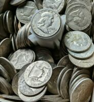 Silver Franklin Coins  - CHOOSE HOW MANY - Mixed Date 90% Silver Coins