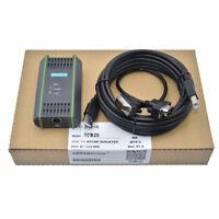 6ES7972-0CB20-0XA0 Programming Cable for S7-200/300/400 PLC PC USB MPI 64bit