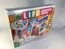 THE GAME OF LIFE : ADVENTURES EDITION BY HASBRO 2010