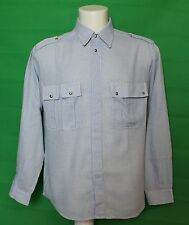 CAMICIA UOMO - VERSACE JEANS COUTURE - TG. L - MAN'S SHIRT #296