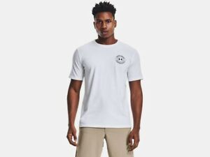 Under Armour Mens UA Freedom Bass Short Sleeve Graphic T-Shirt SS USA Tee