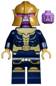Lego Super Heroes Thanos sh613 (From 76141) Avengers Marvel Figurine Minifig New