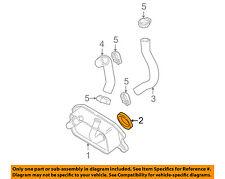 VOLVO OEM 01-09 S60 2.4L-L5 Engine Oil Cooler-Oil Cooler Seal 30637339