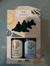 Brand new Body Shop Ginger Haircare duo