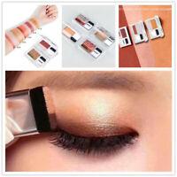 Double Color Lazy Shadow Lidschatten-Makeup-Palette für Damen