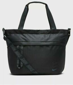 Nike Sportswear Essentials Large Tote Bag Black/Dark Smoke Grey BA6142-011