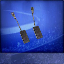 Kohlebürsten Motorkohlen für AEG WS 7-115 M, AG 715-125 X, AG 715-125 X/100