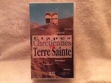 2 Cassettes / Terre Sainte