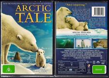 ARCTIC TALE A PERFECT FAMILY FILM FROM NATIONAL GEOGRAPHICS NEW DVD
