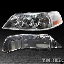 2005-2011 Lincoln Town Car Headlight Lamp Clear lens Halogen Driver Left Side
