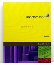 ROSETTA STONE® HOMESCHOOL WORKBOOK US ENGLISH LEVEL 3