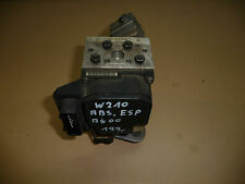 MB W210 Kombi/Avantgarde // ABS Hydraulikblock A0034319012