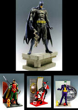 Batman Yamato Wave 1 Limited Action Figure Series Set of 4 New 2004 Harley Quinn