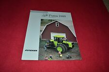 Steiger Tractor Puma 1000 Tractor Dealers Brochure GBMD2