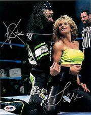 Tori & X-Pac Signed DX 8x10 Photo PSA/DNA COA WWE DeGeneration-X Autograph Diva