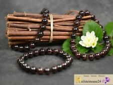 Armbänder mit Edelsteinen echten Granate im Armreif-Stil für Damen