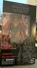 Star Wars The Black Series Chewbacca Target Exclusive 6 Inch Action Figure