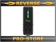 IK Multimedia iRig Pro I/O High Definition Vorverstärker Audio-& MIDI-Interface