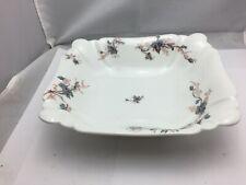 Theodore Haviland Limoges France Dish Plate Flower Pattern