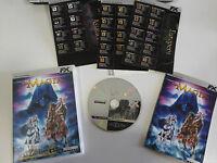 Tzar los Dominios de La Magie Set para PC Cd-Rom Spanisch + Anleitung Fx - Am