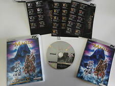 TZAR LOS DOMINIOS DE LA MAGIA JUEGO PARA PC CD-ROM ESPAÑOL + MANUAL FX INTERACT