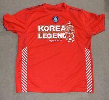 Korea National Team Soccer Football Association Jersey Officially Licensed Med