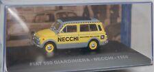 1:43 Veicoli Commerciali D'Epoca Fiat 500 Necchi 1960