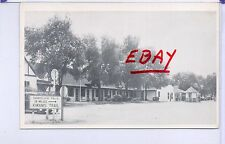 RPPC Yeary's Tourist Court,Gas,Service Station & Cafe Corbin, KY