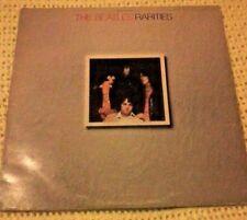 THE BEATLES RARITIES VINYL LP 1980 ORIGINAL AUSTRALIAN PRESS PCSO 7581