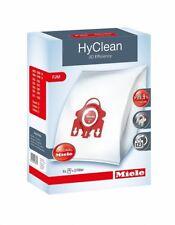 Genuine 3D Miele FJM F J M Red Collar Hyclean Vacuum Cleaner Bag & Filter Pack