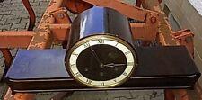 Art Deco Mantel Shelf Clock Westminster Chime #<