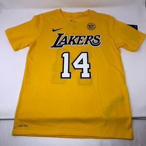 Los Angeles Lakers Nike Dri-Fit  Brandon Ingram T Shirt Youth Size Medium