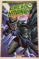 2011 Dynamite Comics Green Hornet Vol. 1 Blood Ties Graphic Novel Paperback Book